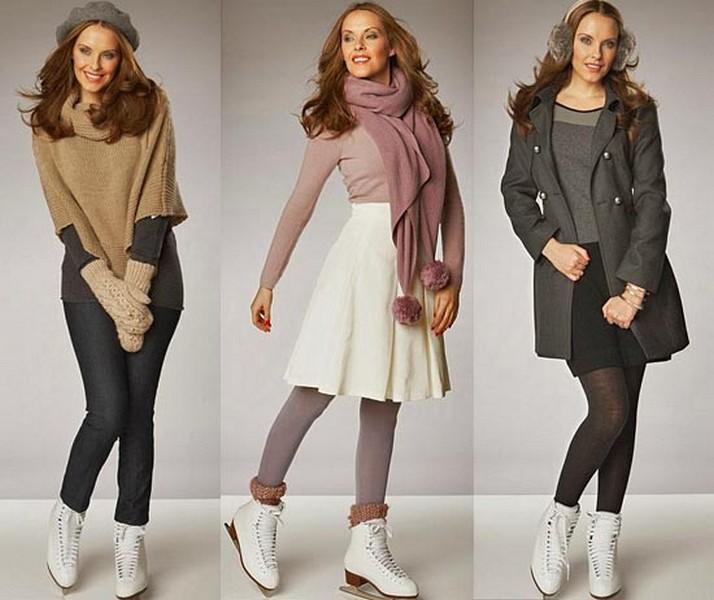 Как правильно одеться осенью, фото