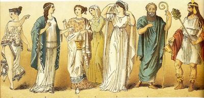moda antichnogo mira Мода античного мира и римская одежда