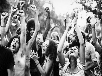 molodezhnyij bunt 60 h godov moda hippi Молодежный бунт 60 х годов, мода хиппи