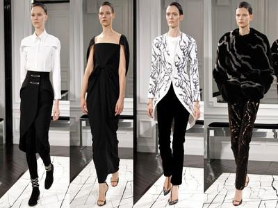 nedelya modyi v parizhe Неделя моды в Париже