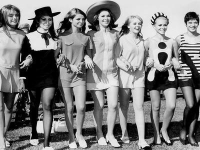 stil odezhdyi 70 h godov Стиль одежды 70 х годов