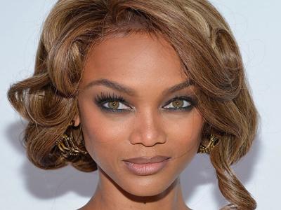 tajra benks   luchshaya model goda Тайра Бэнкс – лучшая модель года
