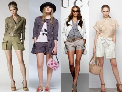 tendentsii modyi 2010 Тенденции моды 2010